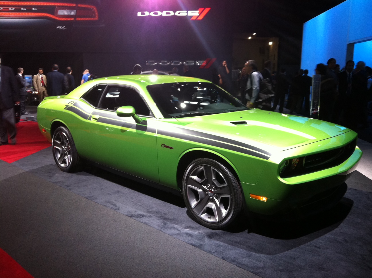 death proof challenger